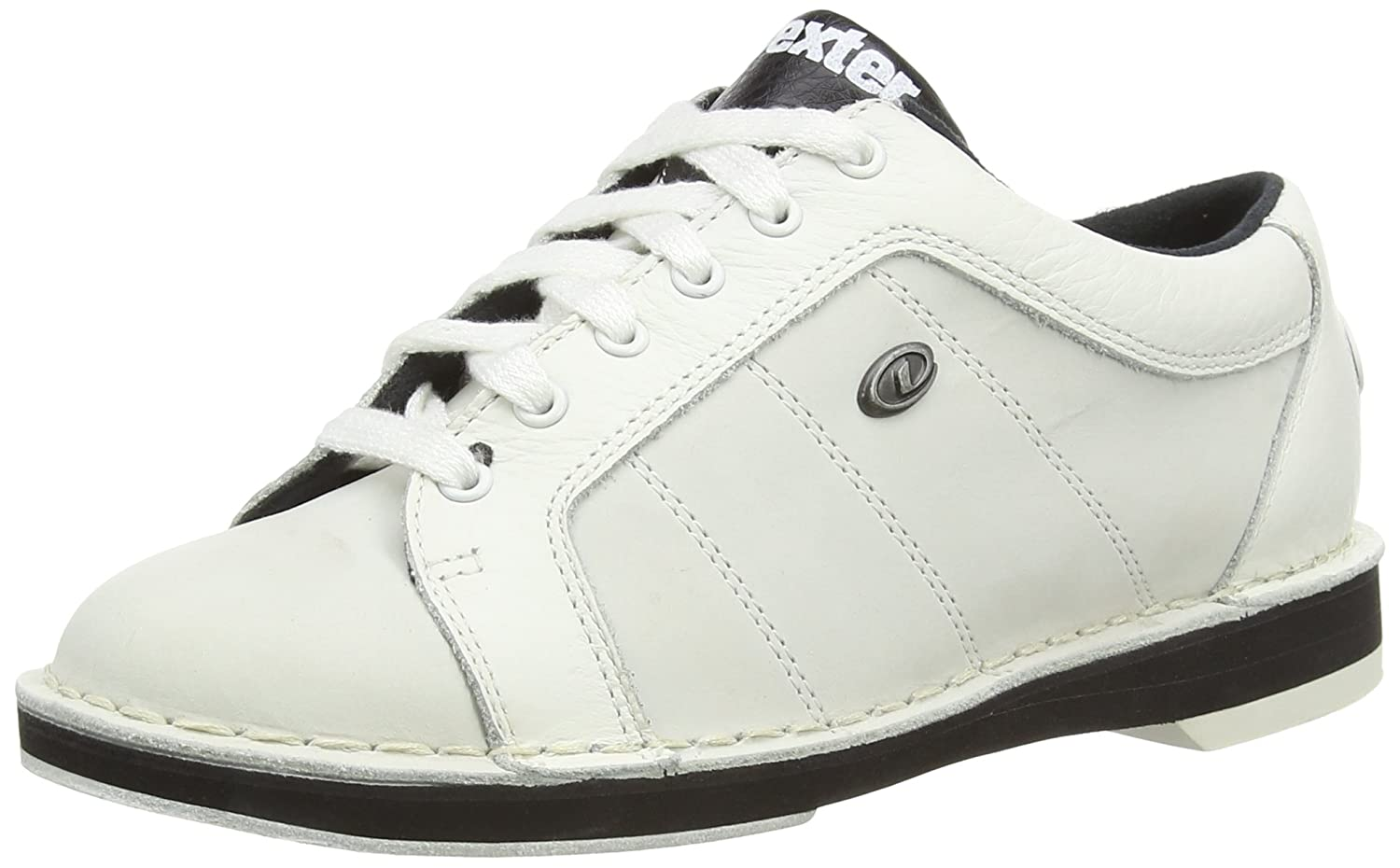 Dexter Women's SST Left Hand Bowling Shoes, White, 11 B900-19 LH