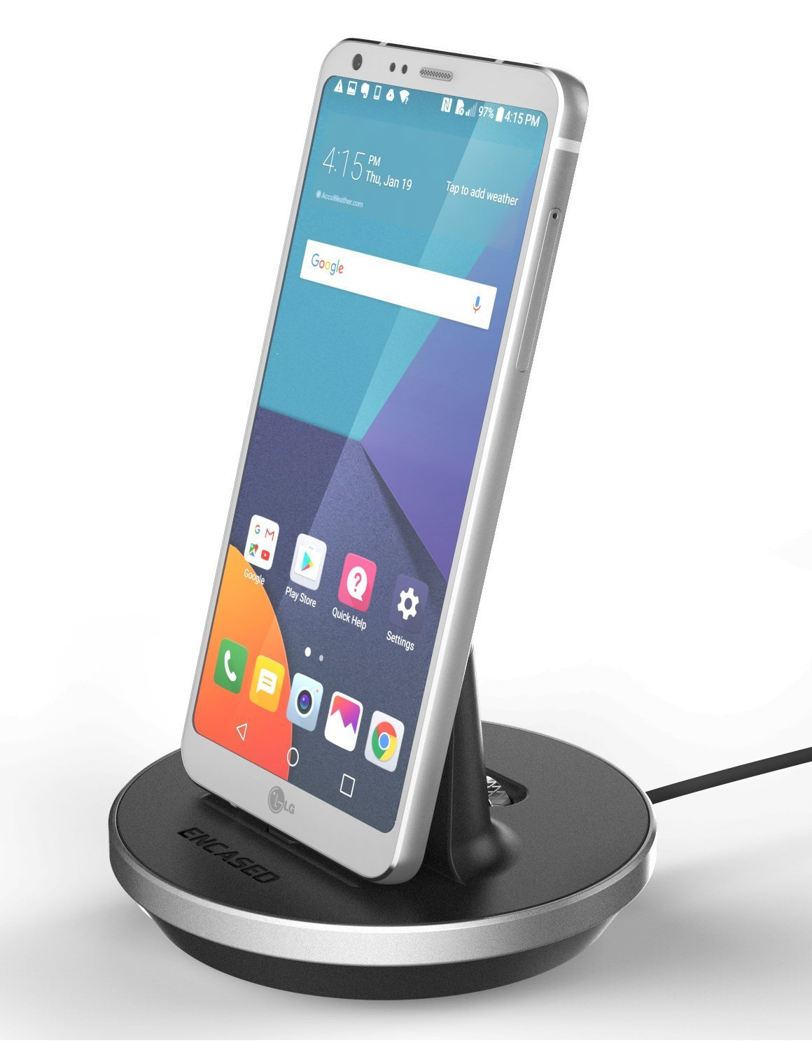 LG G6 Desktop Charging Dock