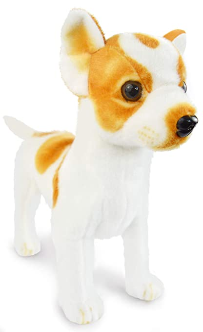 Amazon Com Viahart Che The Chihuahua 17 Inch Large Chihuahua Dog