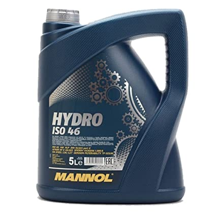 MANNOL 1 x 5L Hydro ISO VG 46/Aceite hidráulico HLP: Amazon.es ...