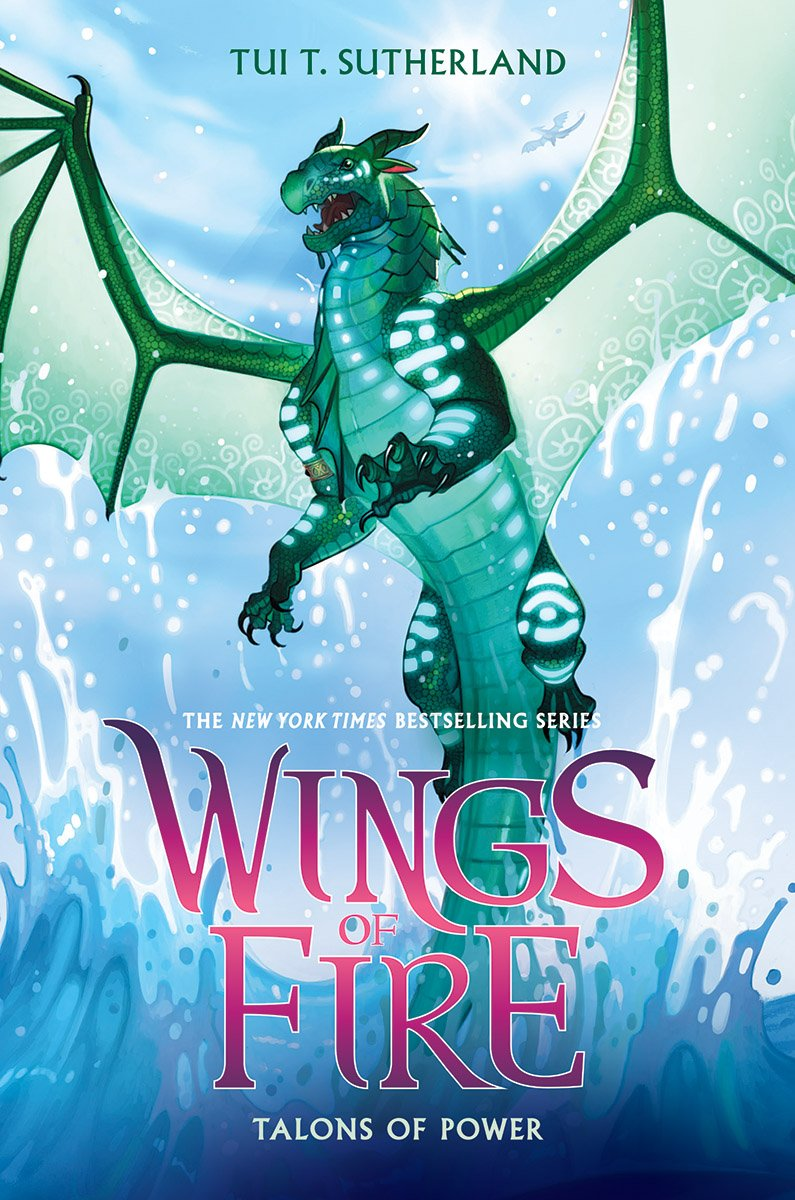 Talons Power Wings Fire Book product image