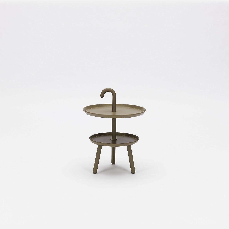 Twist Design Astro Tisch Gartentisch, Polypropylen, Grün, Einheitsgröße