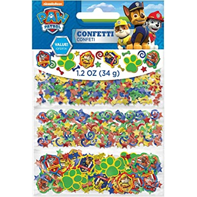 Paw Patrol Value Confetti, Party Favor: Toys & Games