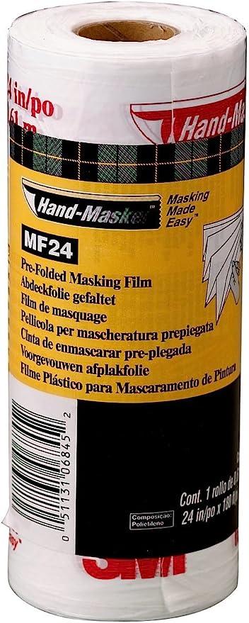 3m hand-masker masking film and tape kit