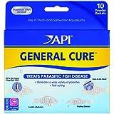Aquarium Pharmaceuticals Aph Powder General Cure 10Ct