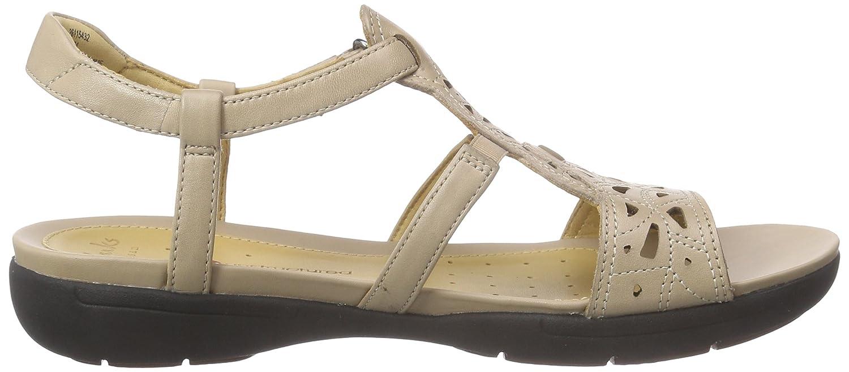 6d4ed8732bd Clarks Women s Un Valencia Sling Back Sandals  Amazon.co.uk  Shoes   Bags