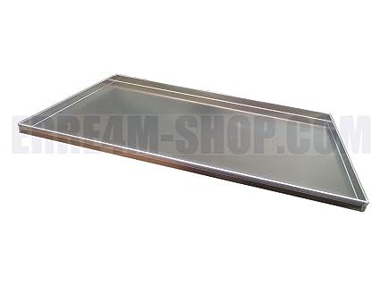 Bandeja de horno 60 x 40 x 4 (H.) cm. (aluminio profesional ...