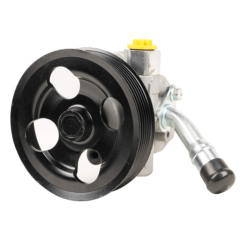OMIX 18008.24 Power Steering Pump 3.6L for 2012-2018 Jeep Wrangler JK