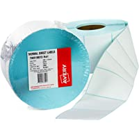 Avery Thermal Roll Labels, 100 x 73 mm, 2000 Labels (937501)