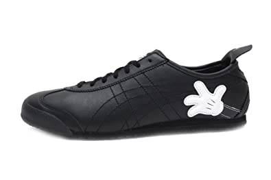 new product f85b3 109da Onitsuka Tiger Mexico 66 - Disney (Mickey Mouse) in Black/Black
