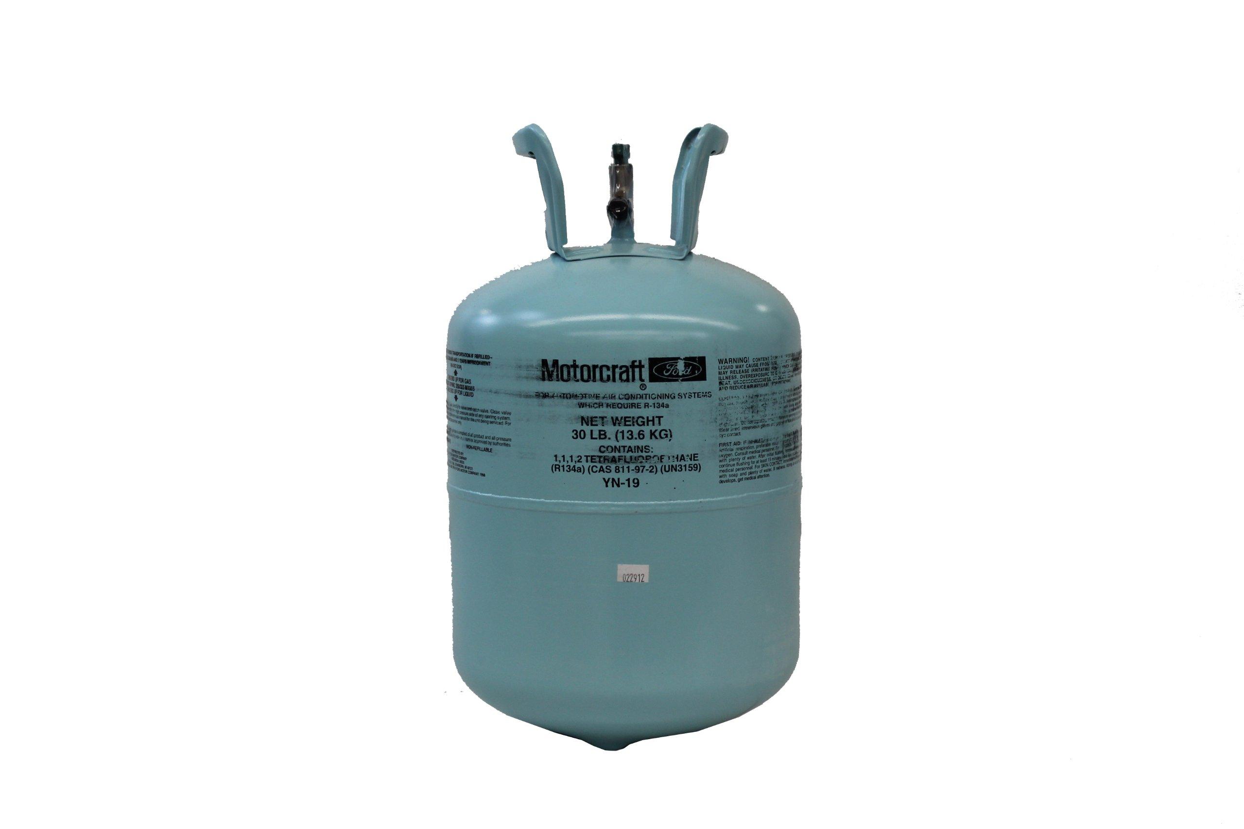 Genuine Ford Fluid YN-19 R-134a Refrigerant - 30 lb.