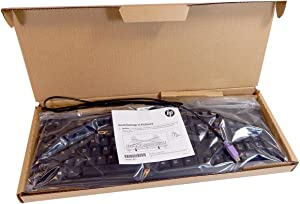 HP PS/2 Windows Keyboard US 672646-003 724718-001