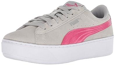 PUMA unisex-kids Vikky Platform Jr Sneaker 705c492b6