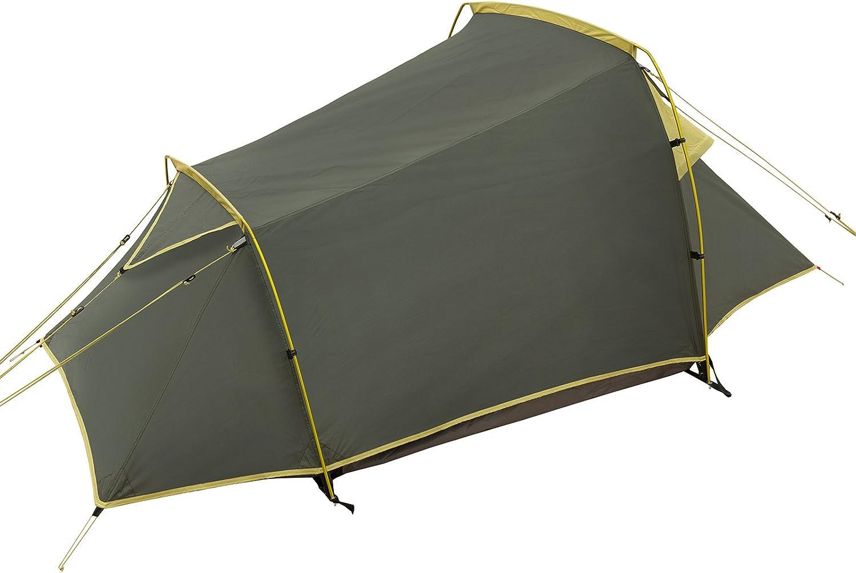 Qeedo Light Spruce 2 Tenda da Campeggio 2 posti Leggera 2.3 kg