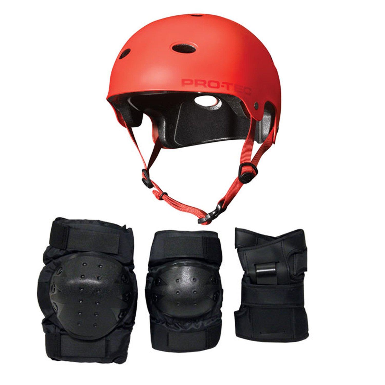 海外最新 Pro B00UCA6JYY Tecバイクヘルメットb2 Bike Pro SxpブラッドオレンジSZ XS肘/膝 Bike/手首パッドコンボ B00UCA6JYY, きりめのやおや:fcd53e04 --- a0267596.xsph.ru
