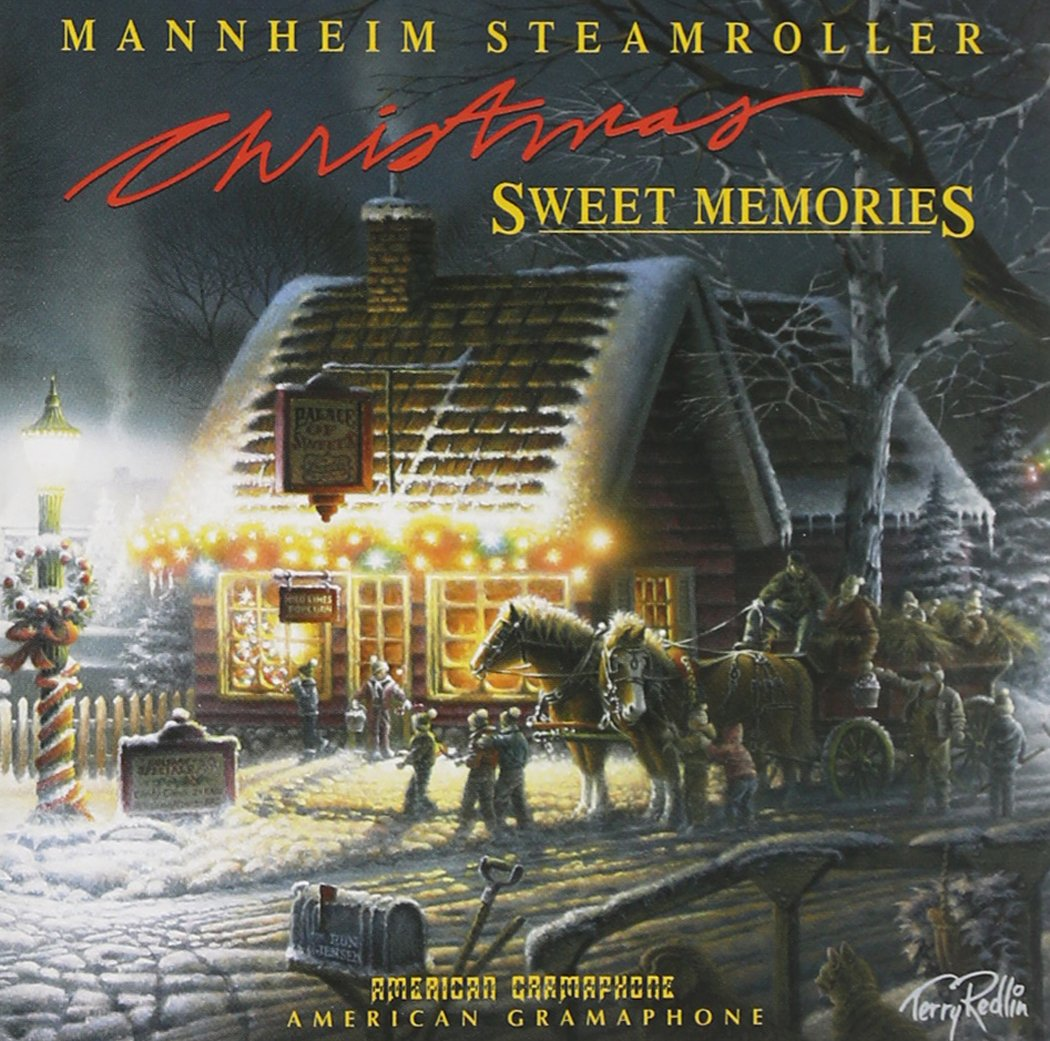 Mannheim Steamroller - Christmas Sweet Memories - Amazon.com Music