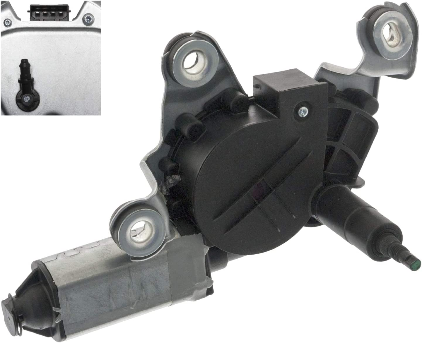 Febi Bilstein 48670 Scheibenwischermotor 1 Stück Auto