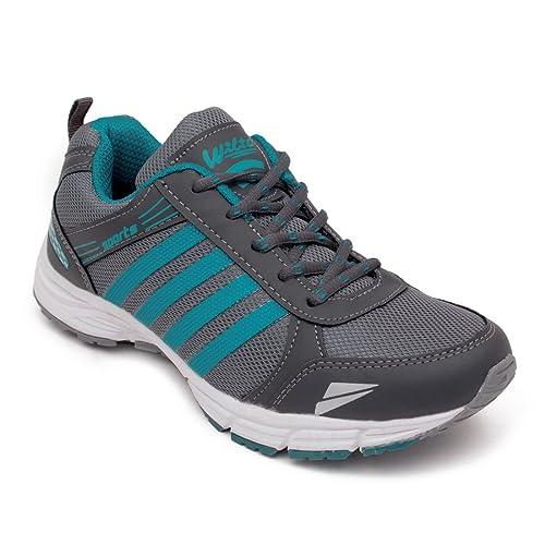 05d5880cc9b08a ASIAN Season-13 Grey Green Running Shoes