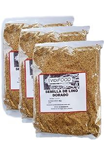 Semillas de Chía ECO Naturales - 2 x 1 kg - Certificado Ecológico ...