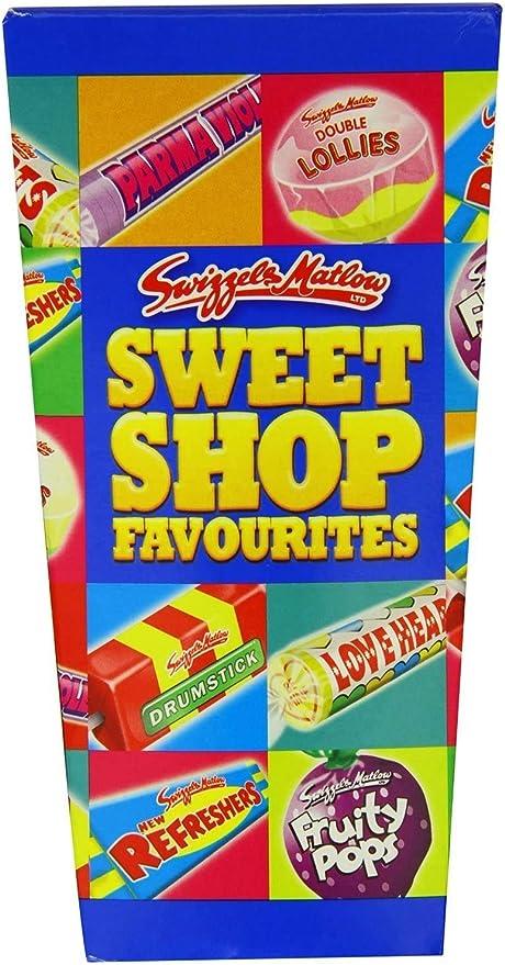 2 x Sweet Shop Favourites Candy Gift Box: Amazon.co.uk: Garden & Outdoors