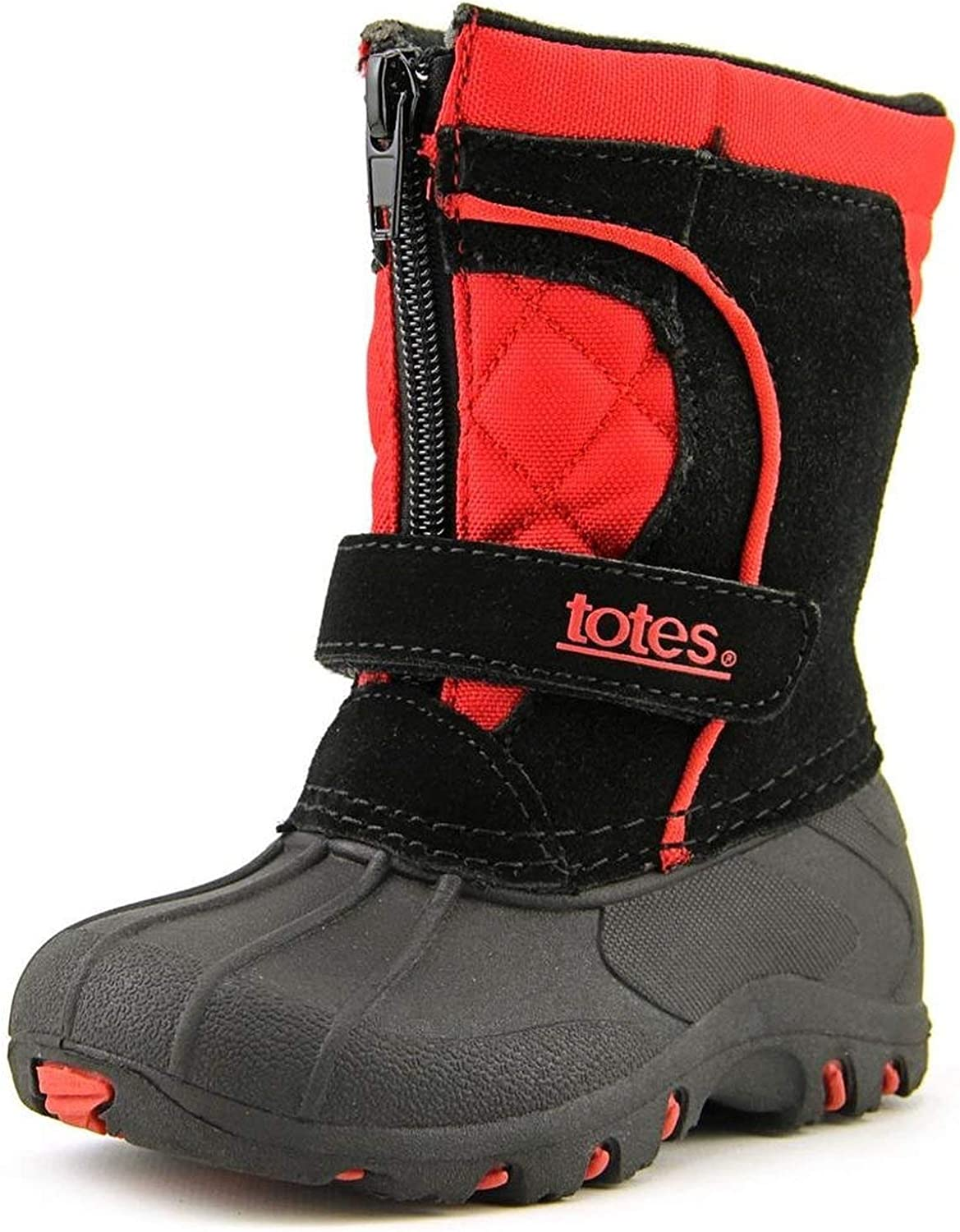 Cold Front SNOW BUSTER Boys Girls Pink Black Warm Winter Snow Boots