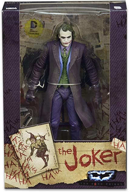 Joker Heath Ledger The Dark Knight NECA PVC Action Figure Collection Model Toys