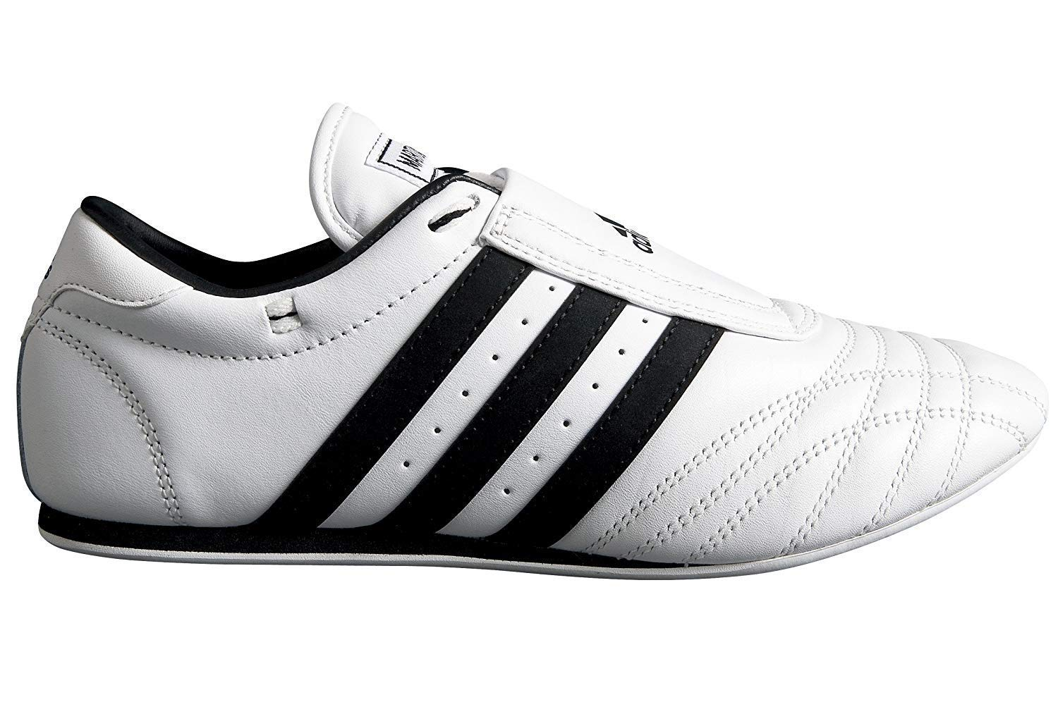 Adidas Karate/Martial Arts/Taekwondo Shoes-size 11.5 White by adidas