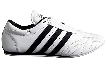 989a8b7f3 Amazon.com: Adidas Karate/Martial Arts/Taekwondo Shoes-size 8 White ...
