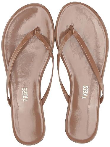 d2e4a49f838c8 Amazon.com: TKEES Women's Foundations Glosses Flip Flops: Shoes