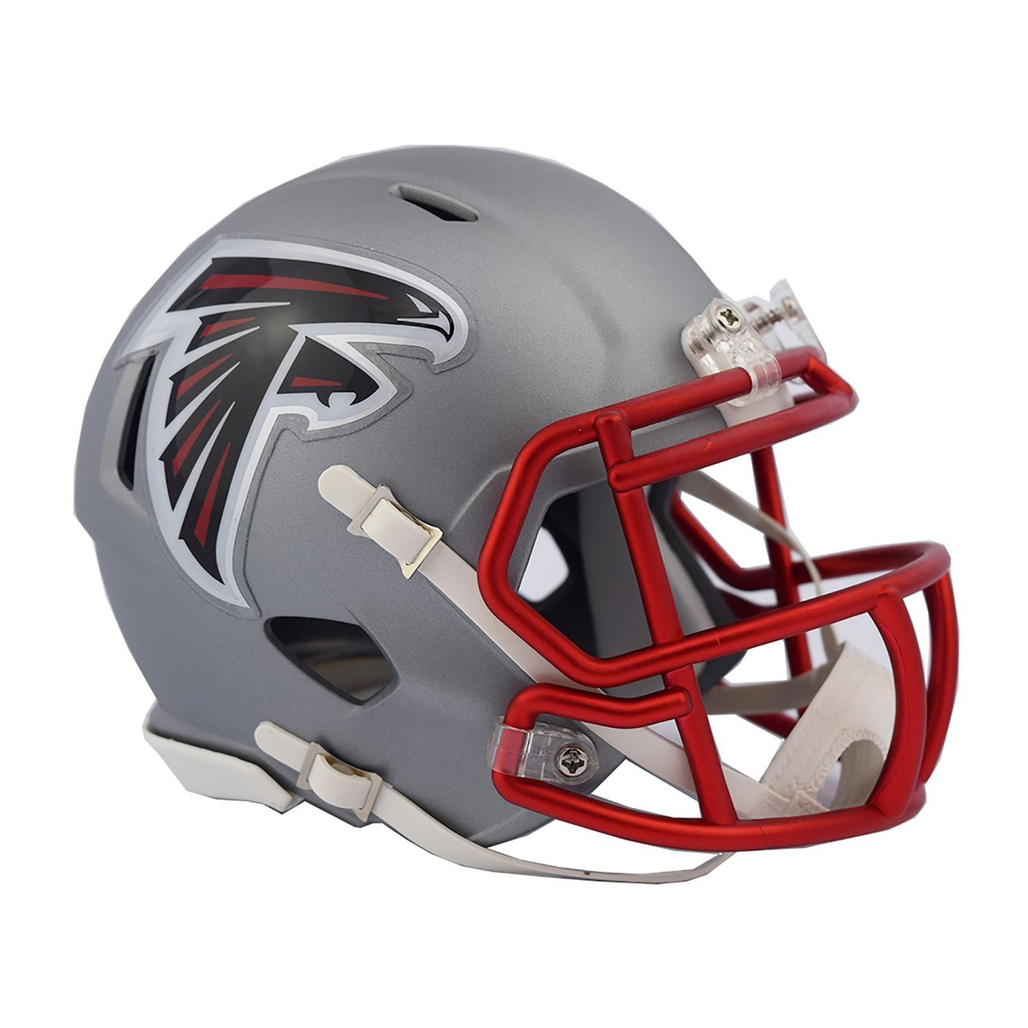 NFL Atlanta Falcons Alternate Blaze Speed Mini Helmet by Riddell