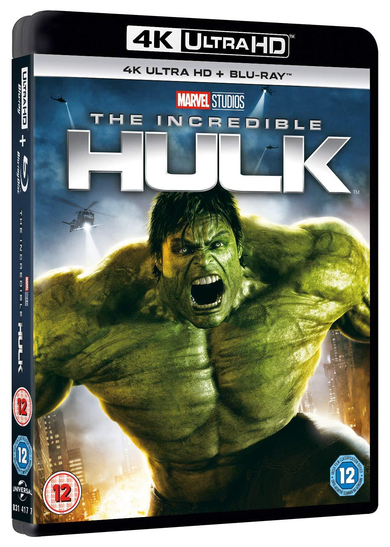 The Incredible Hulk 4K Uhd 2 Blu-Ray Edizione: Regno Unito Italia Blu-ray: Amazon.es: Edward Norton, Liv Tyler, Tim Roth, William Hurt, Tim Blake Nelson, Ty Burrell, Christina Cabot, Peter Mensah, Lou Ferrigno,