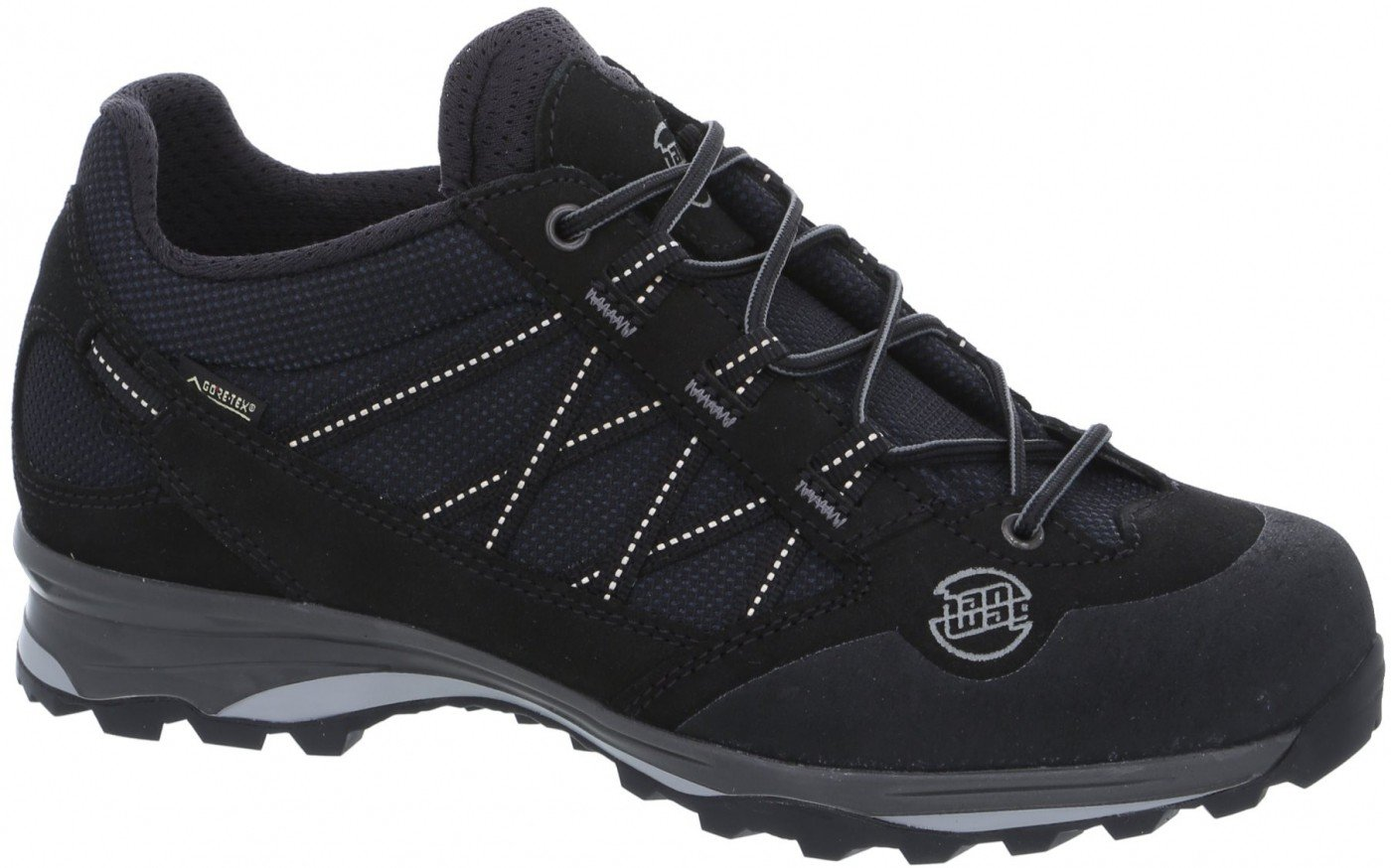 Hanwag Belorado II Low Bunion Lady GTX - schwarz schwarz