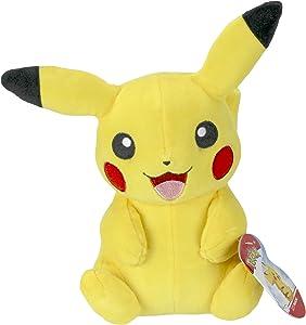 "Pokémon Official & Premium Quality 8"" Plush - Pikachu"