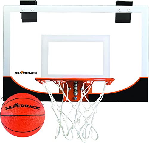 Silverback 18 Over the Door Mini Basketball Hoop Set
