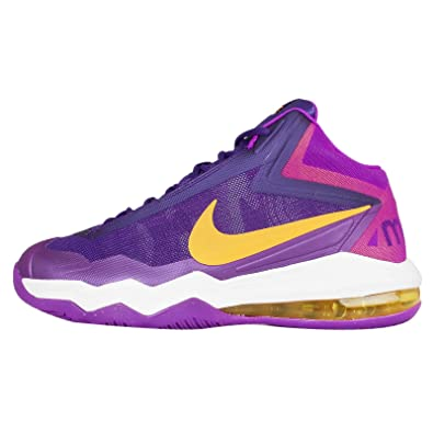 newest collection a7db2 15787 Air Max Audacity, Anthony Davis-court Purple tr Yellow-vivid Purple-white,  8.5 M Us  Amazon.co.uk  Shoes   Bags