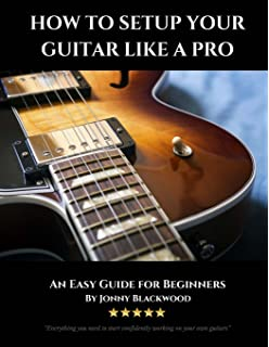 How to Setup Your Guitar Like a Pro (colour photo edition): An Easy