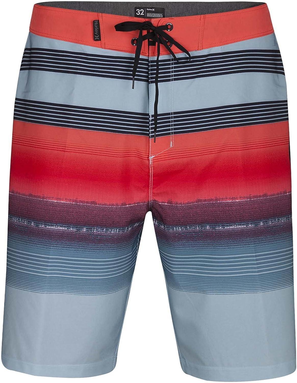 "Hurley Men's Phantom Stretch Printed 20"" Boardshort Swim Short"