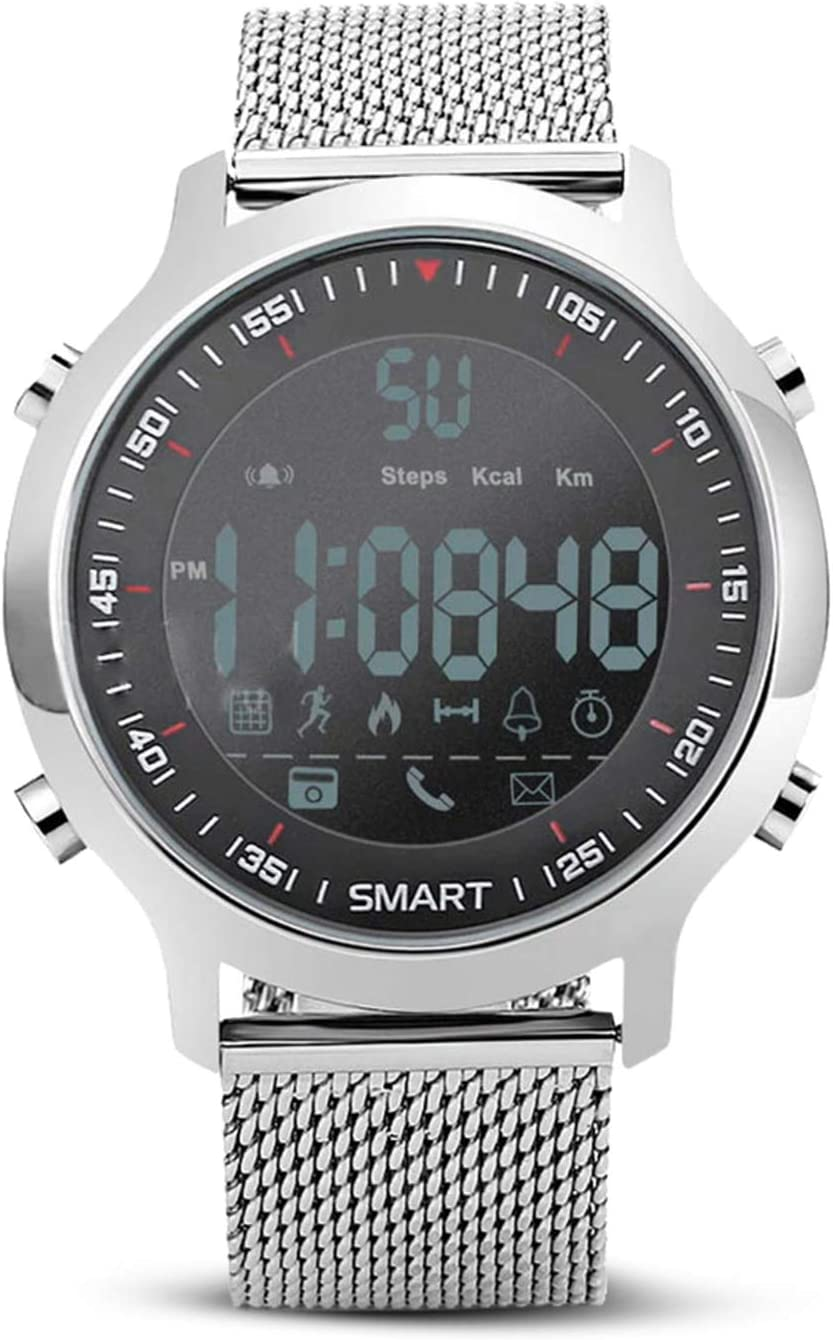 ejemplo de reloj inteligente redlemon