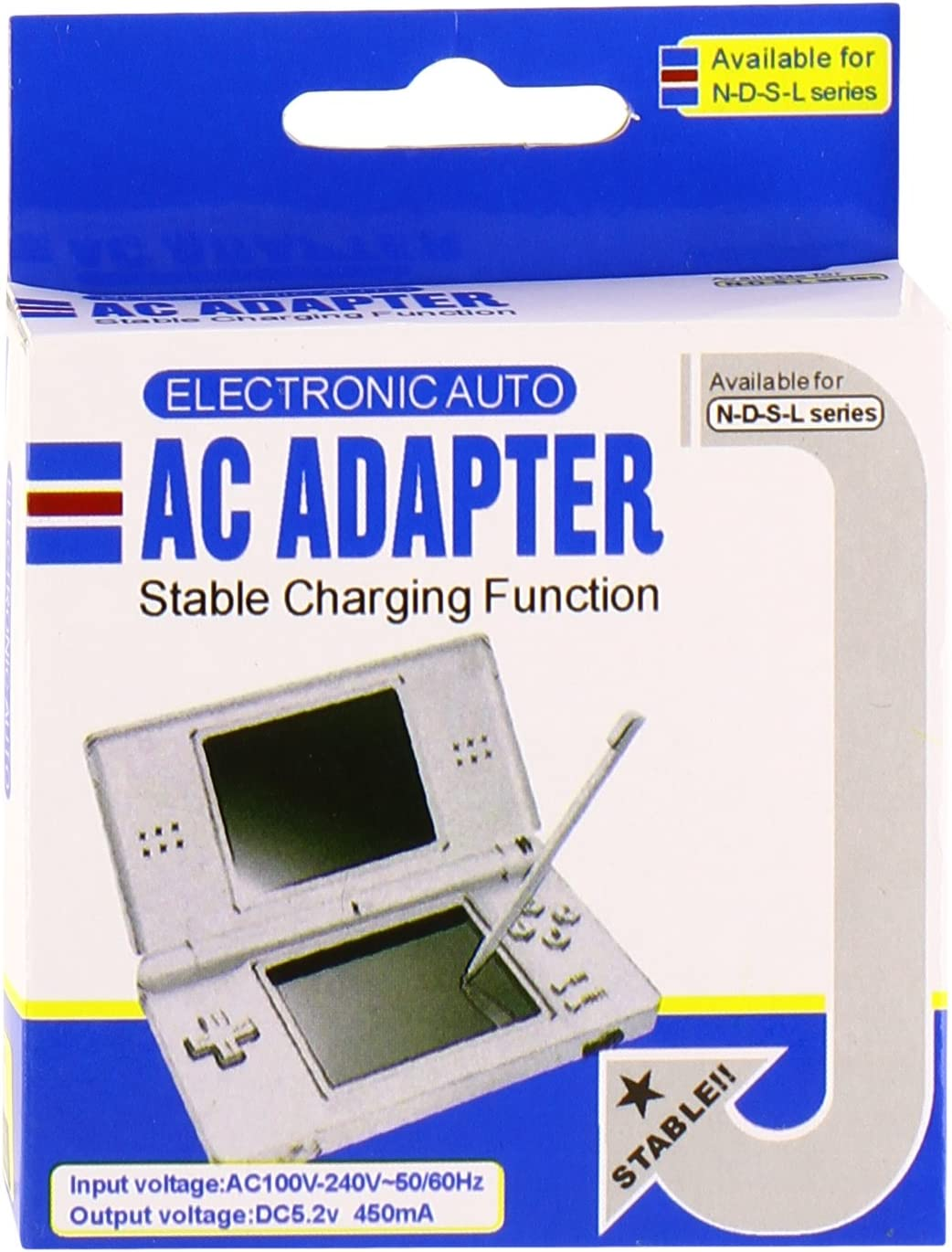 amazon com wall charger for nintendo ds lite lifetime warranty rh amazon com