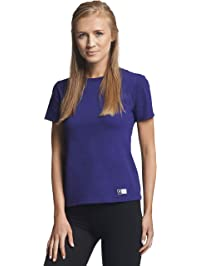 Russell Athletic Womens Essential Short Sleeve Tee T-Shirt