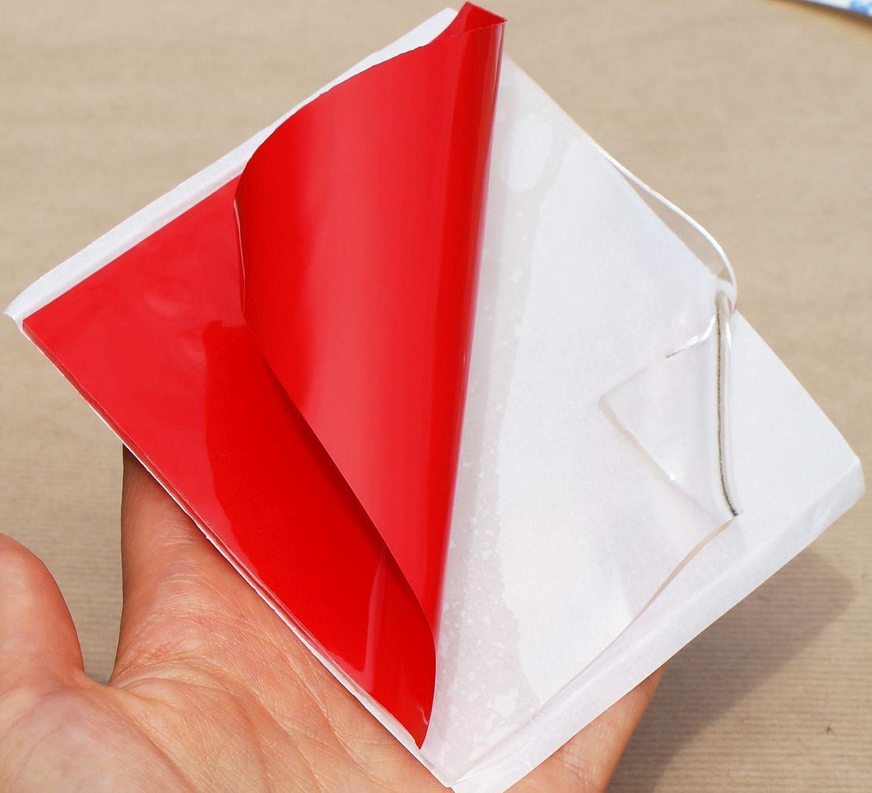1 x Wetaherproof clair double face VHB ruban mousse acrylique rond Circle Pad ~ 57 mm de diam/ètre x /épaisseur de 2 mm
