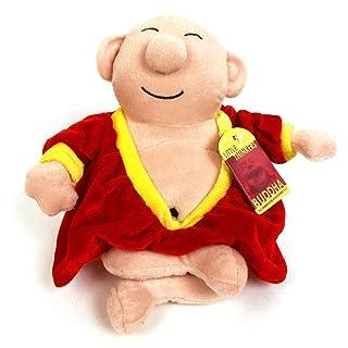MyPartyShirt Buddha Little Thinker Plush Doll