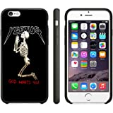 Kanye West Yeezus Case Cover Your iPhone 6 Case and iPhone 6S Case ( Black Hard Plastic )