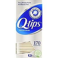 Q-tips Swabs, 170 Each