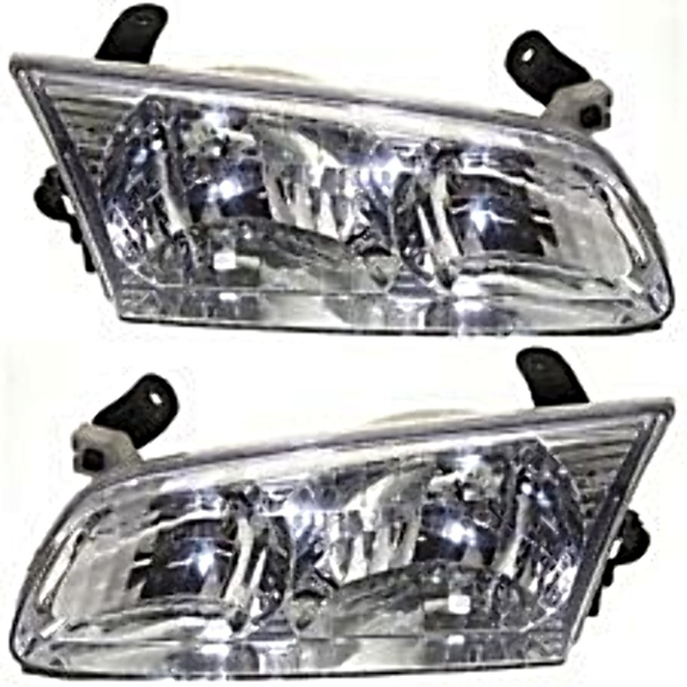 Toyota Camry Replacement Headlight Assembly 1 Pair 2012 M2 Wiring Diagram Headlamp Automotive