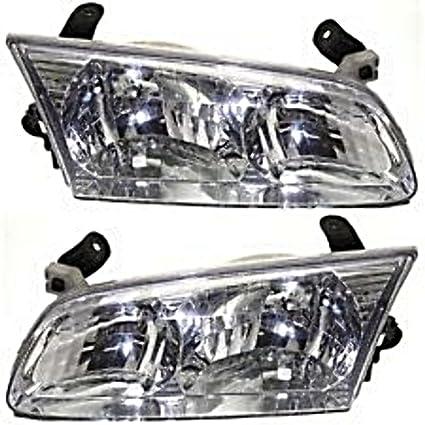 1996 toyota camry headlights