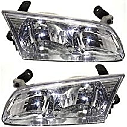 Amazon Com Toyota Camry Replacement Headlight Assembly 1 Pair