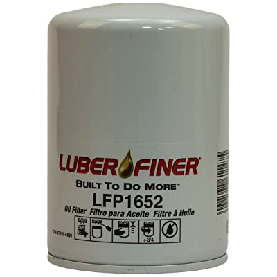 Luber-finer LFP1652 Heavy Duty Oil Filter, 1 Pack: Automotive