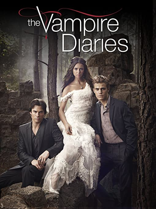 The Vampire Diaries Great New POSTER