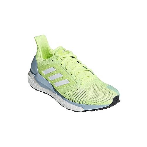 adidas Solar Glide St W, Zapatillas de Deporte para Mujer ...